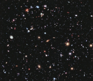 picture from the edge of the known universe